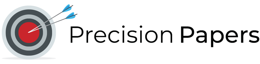 Precision Papers logo